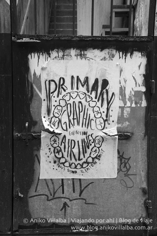 Arte en puertas