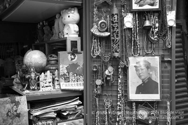 Memorabilia de Mao