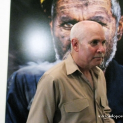 Steve McCurry en Argentina