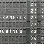Volando por ahí: de Buenos Aires a Bangkok