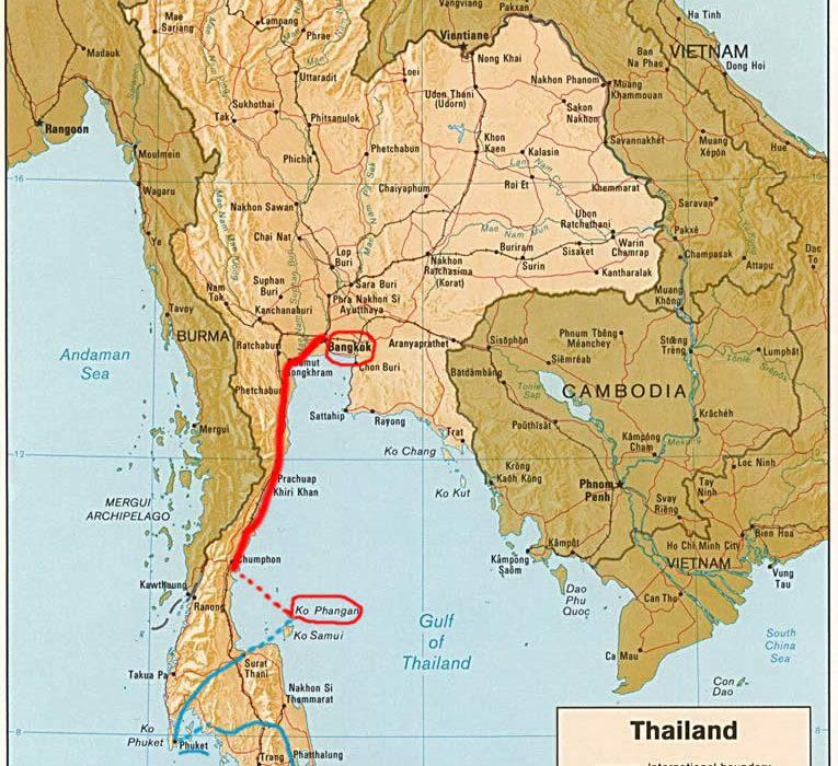 Indonesia U18 Vs Laos: Datos Y Curiosidades De Tailandia