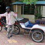 Mi llegada a Siem Reap de mal humor y mi amigo el tuk-tuk driver