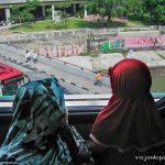 Historias minimalistas de Malasia: la bolsa marrón