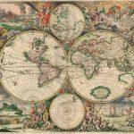 Mirar el mapa y soñar