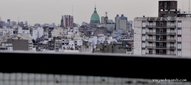 Buenos Aires desde la ventana