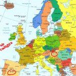 No conozco Europa