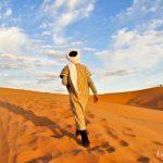 La hospitalidad del desierto de Marruecos