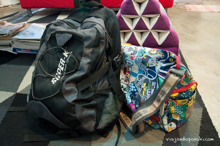 Qué llevo en mi mochila (y consejos para armar la tuya) 49ae6725447