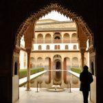 Fin de un invierno en Granada