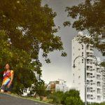 Por las calles (lluviosas) de Rosario
