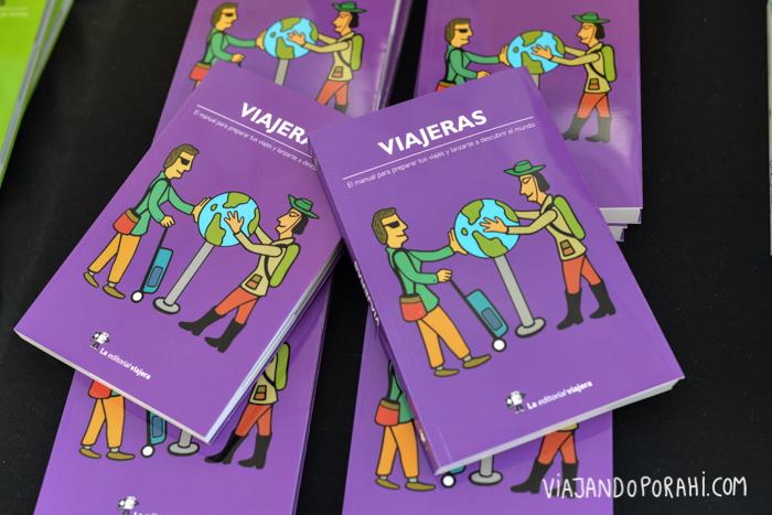 f0375ce5287d Está escrito por seis mujeres viajeras: Verónica Boned Devesa, Doris  Casares, Itziar Marcotegui, Almudena Sánchez Fernández, Carmen Teira y yo.