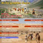 Eventos viajeros de mayo en Madrid y Barcelona
