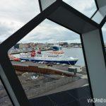 Desafío Islandia (4): Subirnos a un barco de pescadores