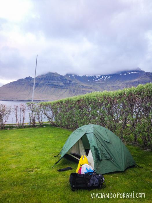 Dormimos frente a un paisaje distinto casi todos los días