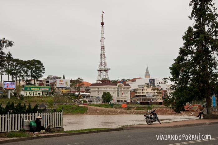 La torre eiffel vietnamita