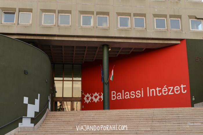 El instituto donde estudié. Atención gente con familia húngara, si les interesa aprender el idioma investiguen la web del Balassi, hay becas y muchos cursos interesantes.