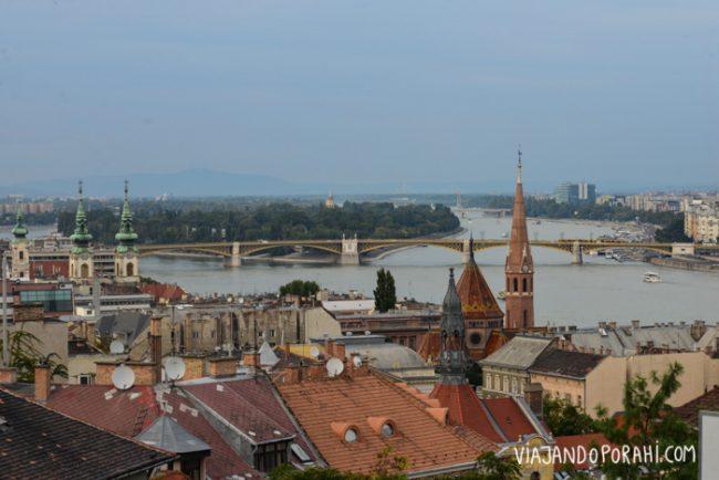 Budapest y el Danubio