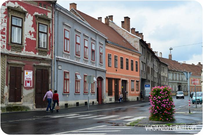 Este lugar se llama Sopron y fue uno de los que más me gustó en Hungría.