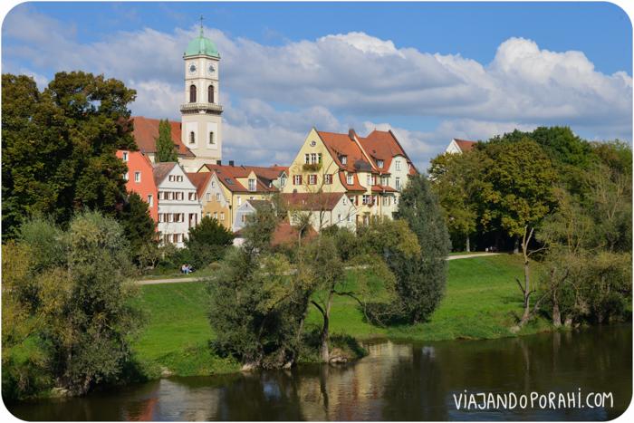 Regensburg también me pareció muy linda.
