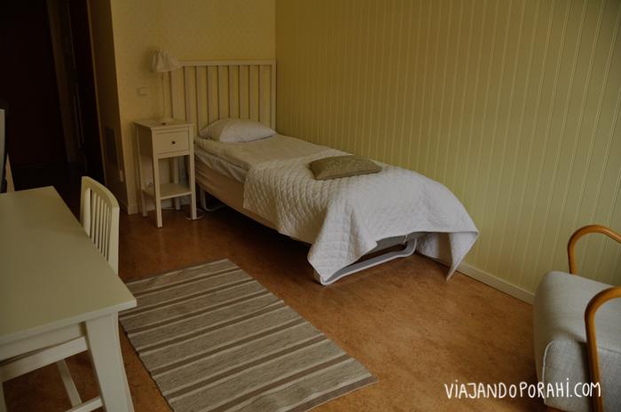 Un hotel en Laponia Sueca