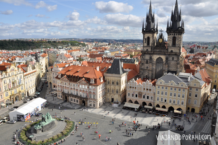 Praga, ya sabemos que sos linda.