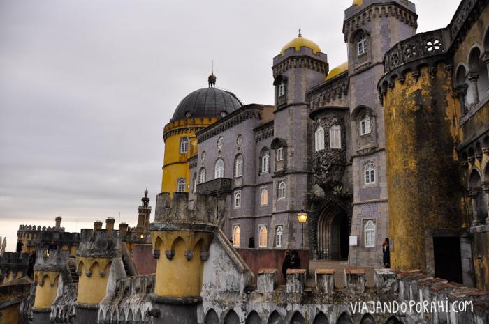 Castillo de Sintra, Portugal