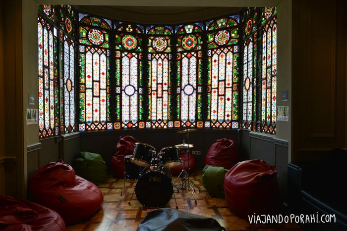 Uno de mis hostels preferidos: el Sant Jordi Rock Palace de Barcelona