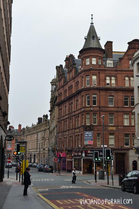 Primeras imágenes de Liverpool.