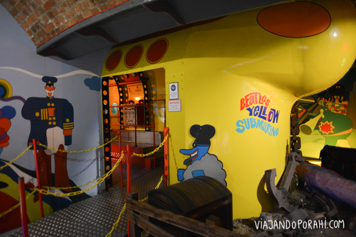 El submarino amarillo
