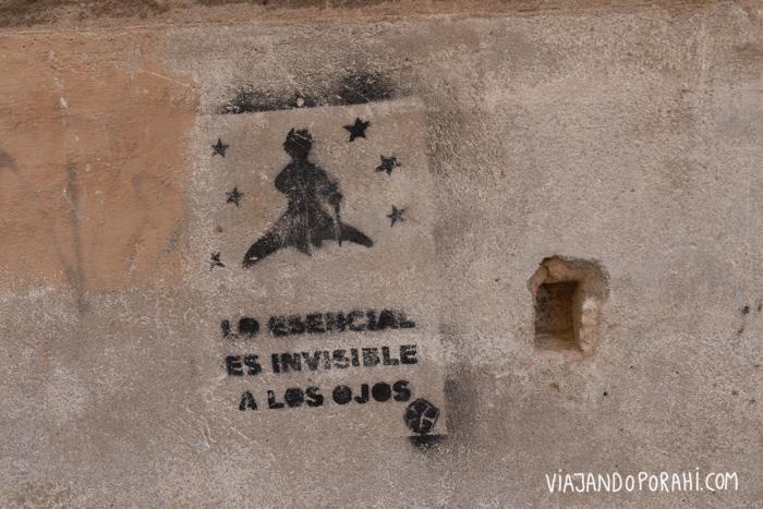 Mensajes que encontraría más tarde por Salamanca