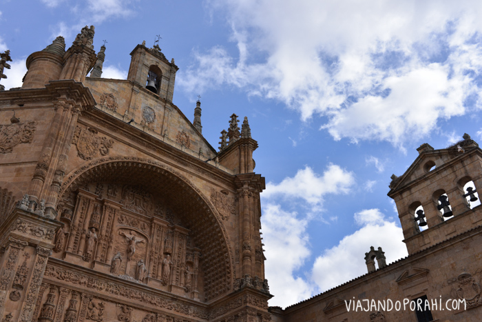 Esto me espera en destino, aunque no conozco Salamanca así que no sé qué imaginarme