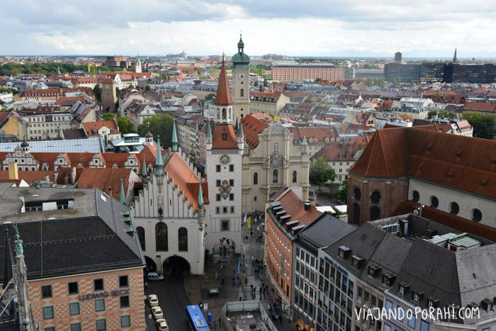 Al final Munich no podía ser más linda.
