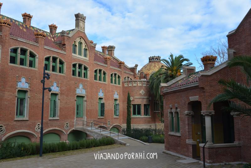 El hospital de Sant Pau