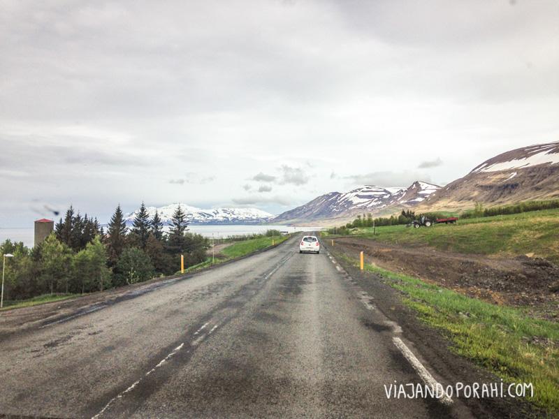 Siete años en la ruta (en esta foto: Islandia)