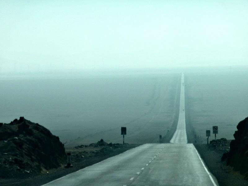Creo que ya es momento de que veas la ruta por la que fuimos, así que acá va la foto.