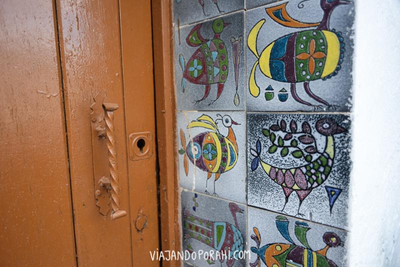 Puertas y dibujos