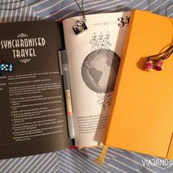 Materiales necesarios para un viaje sincronizado