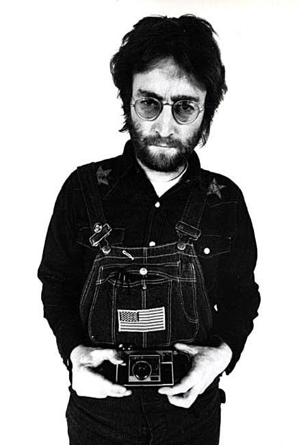 John Lennon por Annie Leibovitz