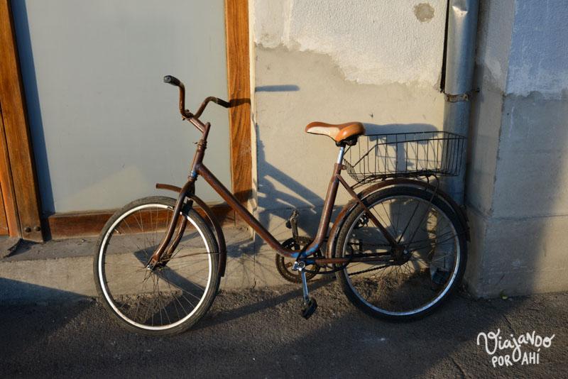 Ciudad repleta de bicis