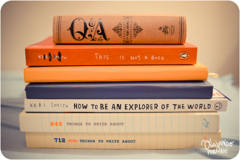 Además me compré libros.