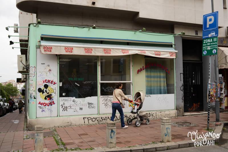 Algunas imágenes de Belgrado