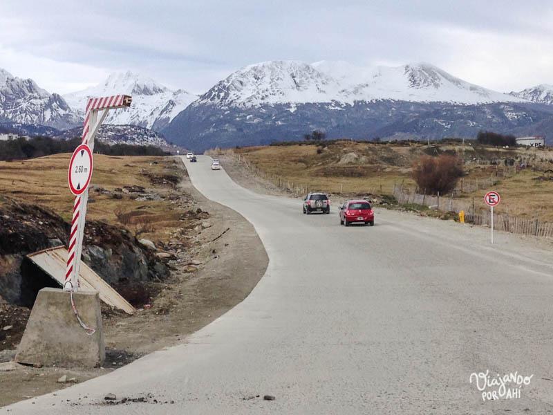 """Ushuaia, """"la ciudad del fin del mundo""""."""
