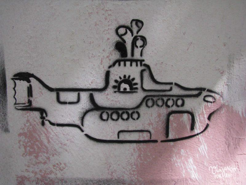 Uno de mis stencils
