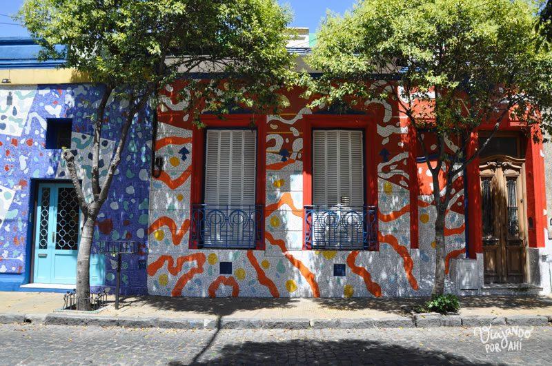 Casas del Pasaje Lanín