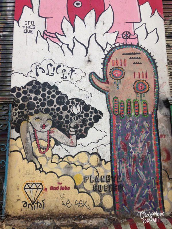 Y más arte por Palermo Viejo
