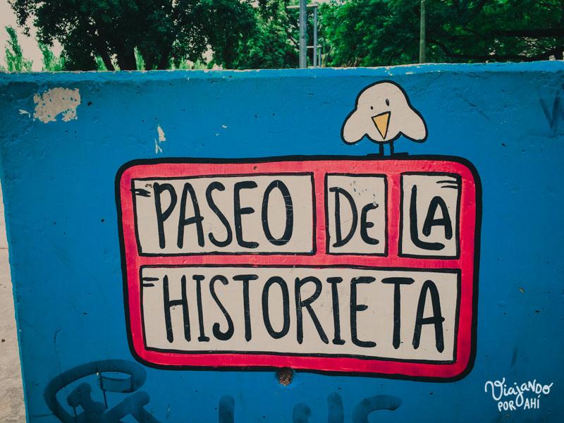 El Paseo de la Historieta
