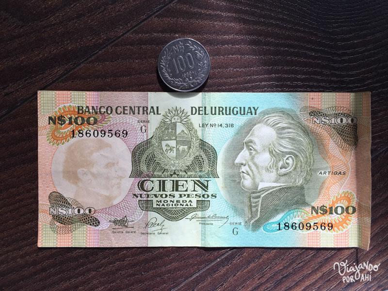Encontré este billete en una alcancía pero me parece que está para un museo. La moneda cambió en 1993.
