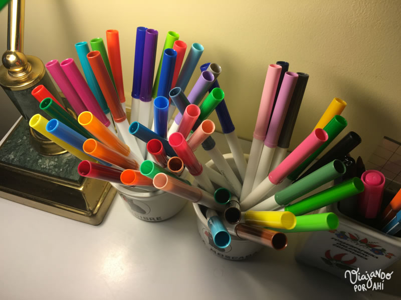 Miren cuántos colores!