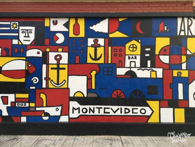 Mural.