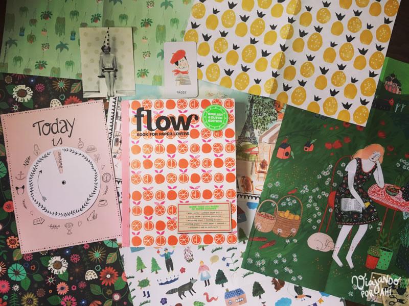 Mis revistas Flow.